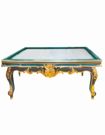 Gran mesa de billar Francesa