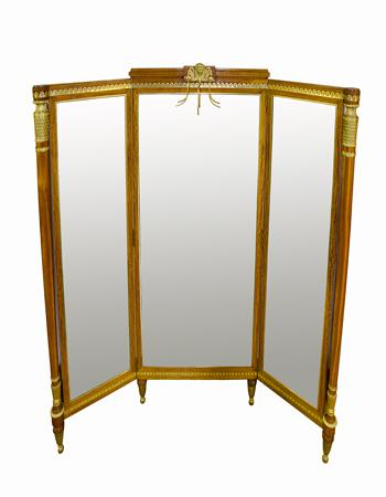 Espejo Frances de estilo Louis XVI