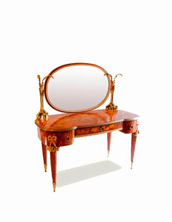 Toilette francés de estilo Louis XVI