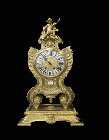 Gran reloj Frances realizado en bronce