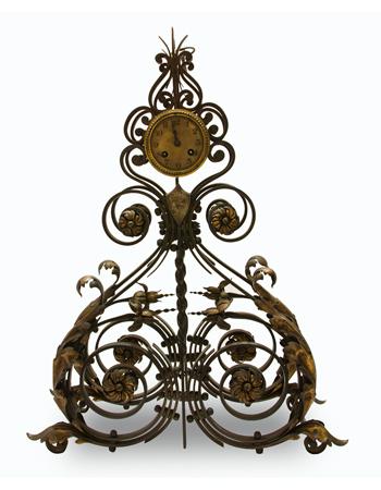 Reloj de hierro